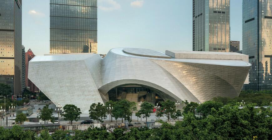 Шэньчжэньский музей современного искусства и городского планирования (Shenzhen Museum of Contemporary Art and Urban Planning)