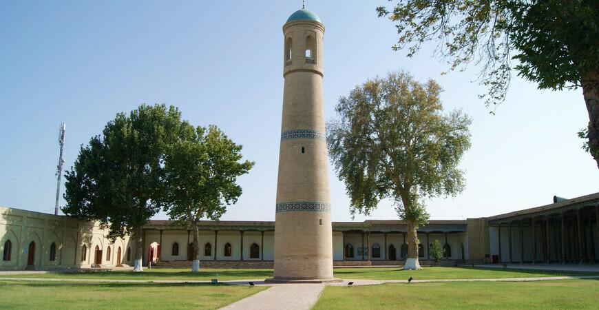 Мечеть Джами в Коканде