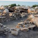 Античный город Мирмекий в Крыму