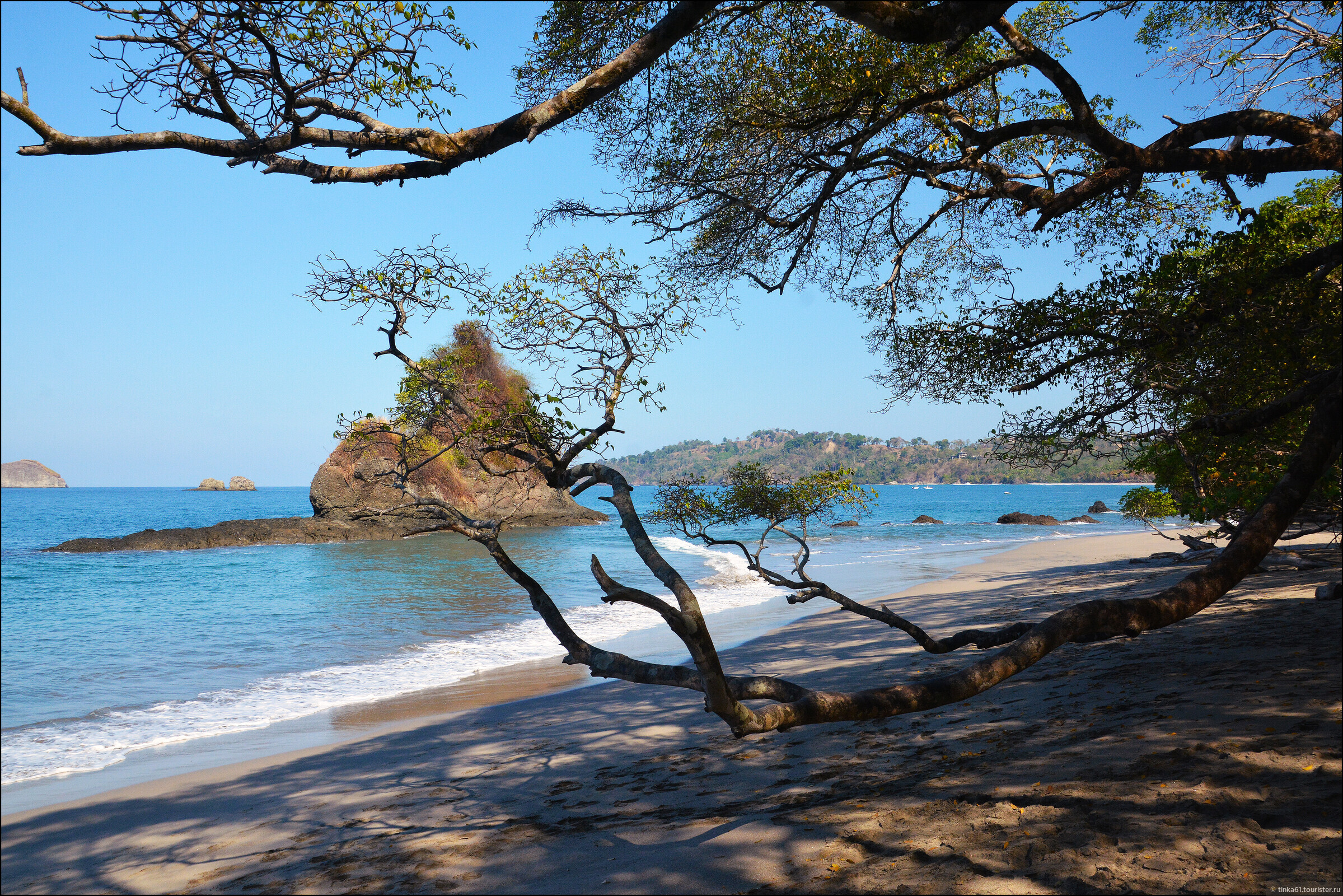 Одна абсолютно счастливая страна или От Карибского моря до Тихого океана