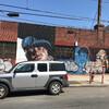Квинз, Бушвик, граффити.