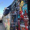 Квинз, Бушвик, граффити