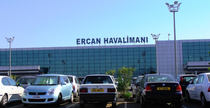 Международный аэропорт Эрджан на Кипре
