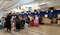 Стойки регистрации в аэропорту Скавста