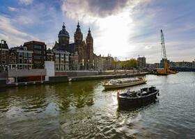 Осенний марафон по западной Европе. Амстердам
