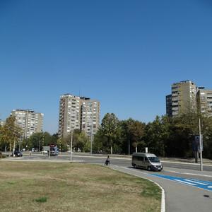 Памятные места Белграда Ч.3