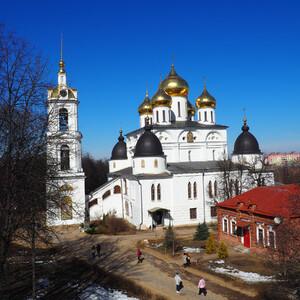 Дмитров. Фото-бродилка одного дня