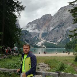 Турист Олег Гурин (verotransfertur)