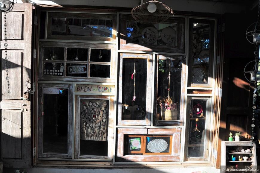Арт-посёлок Баан Канг Ват в Чианг Мае