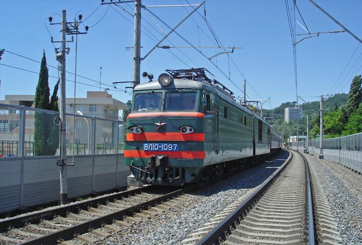 Поезд Тамбов — Адлер (Сочи)