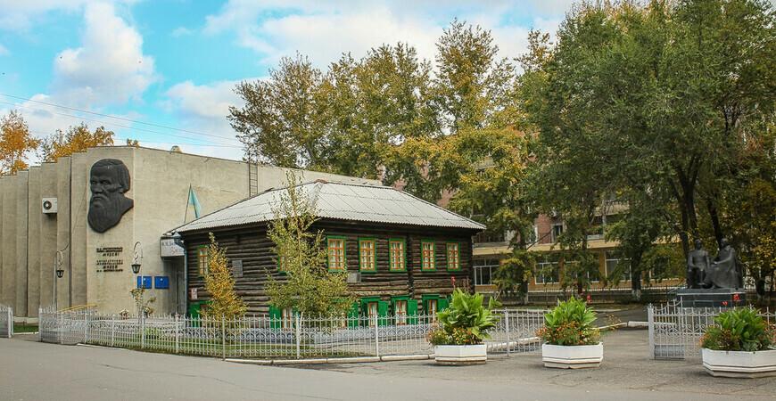 Литературно-мемориальный музей Достоевского в Семее
