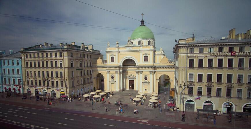 Базилика Святой Екатерины Александрийской в Санкт-Петербурге