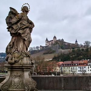 Вюрцбург и его резиденция