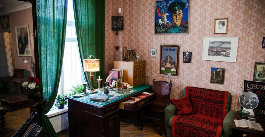 Музей-квартира Л.Н. Гумилёва в Санкт-Петербурге