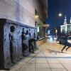 Нью-Йорк - Принстон - Филадельфия, 1-дневная поездка c Ярославом Бондаренко. Филадельфия, скульптура