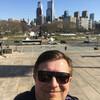 Нью-Йорк - Принстон - Филадельфия, 1-дневная поездка c Ярославом Бондаренко. Филадельфия, ваш покорный с панорамой города.