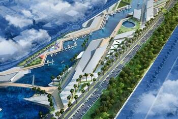 В Абу-Даби строят крупнейший в регионе аквариум