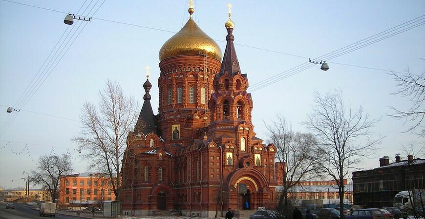 Богоявленская церковь в Санкт-Петербурге