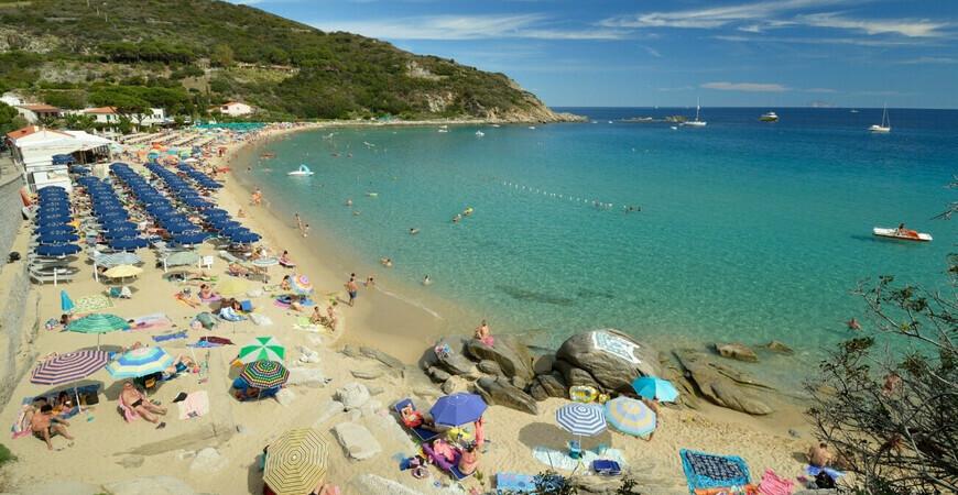 Пляж Каволи