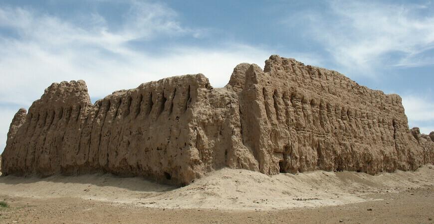 Крепость Кой-Крылган-Кала