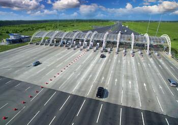 Стоимость проезда по платным дорогам РФ вырастет с 15 апреля