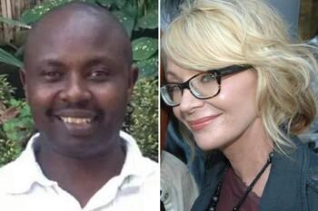 Похищенную в Уганде туристку и её гида освободили спасатели