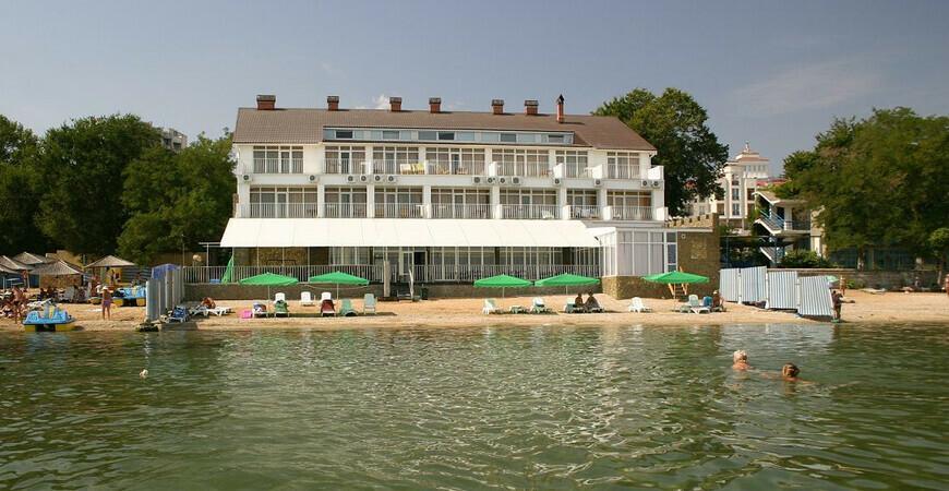 Пляж отеля «Форт-Нокс»