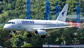 ИрАэро запустит новые рейсы между РФ и Казахстаном