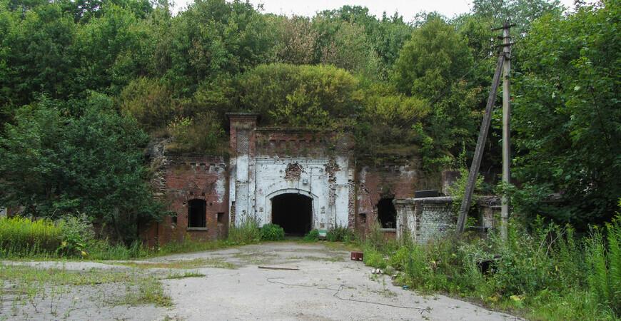Форт №8 «Король Фридрих I» в Калининграде