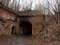 Выход из потерны в левый дворик форта №4