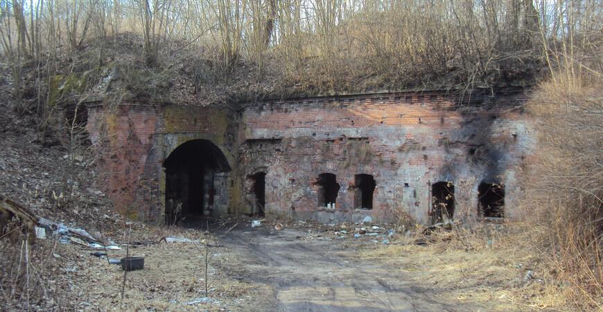 Форт №4 «Гнейзенау» в Калининграде