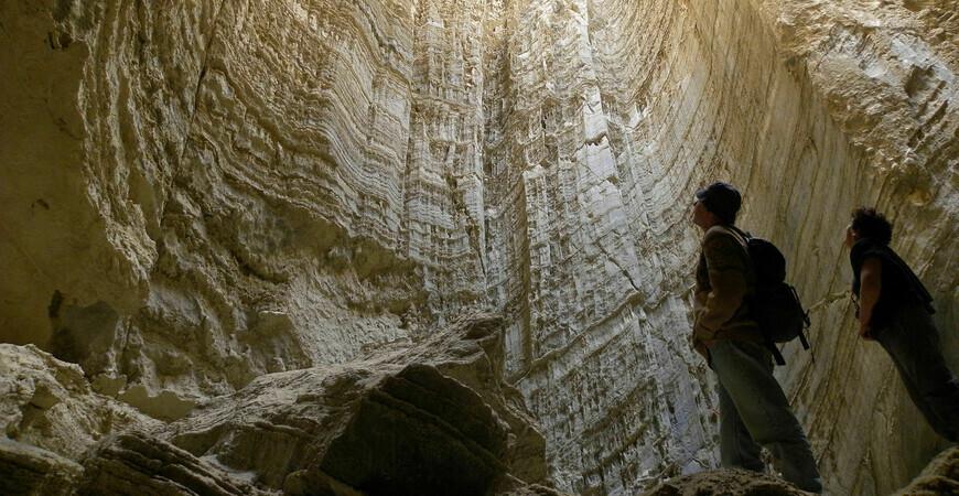 Пещера Малхам