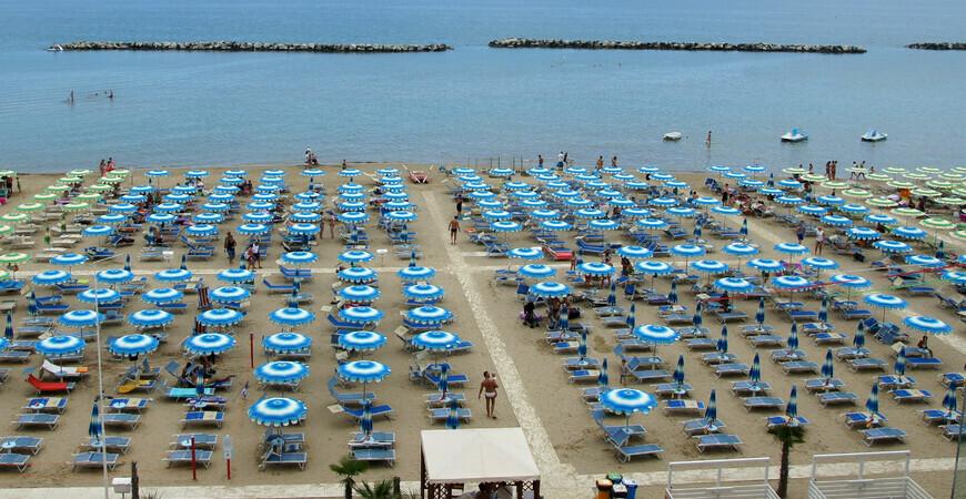 Пляж Беллариа Иджеа Марина