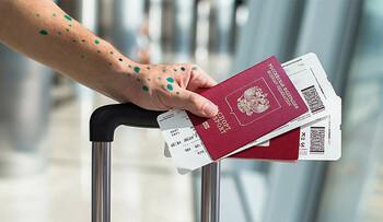 Туристов из России сняли с рейса из-за заболевших ветрянкой детей