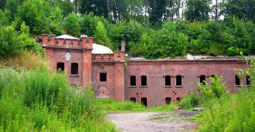 Форт №2 «Бронзарт» в Калининграде