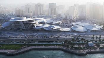 В Дохе открылся грандиозный Национальный музей Катара