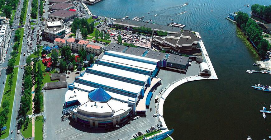 Выставочный комплекс «Ленэкспо» LenExpo