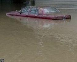 Таиландский курорт Паттайя ушел под воду
