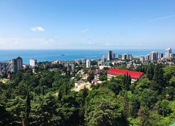 В Сочи на получение Голубого флага претендуют 13 пляжей