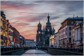 В Петербурге для иностранных туристов будет введён сбор