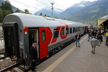 Российские международные поезда вошли в рейтинг лучших в Европе