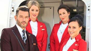 Стюардессы Virgin Atlantic смогут работать без макияжа