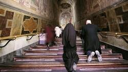 В Риме открыли отреставрированную Святую лестницу
