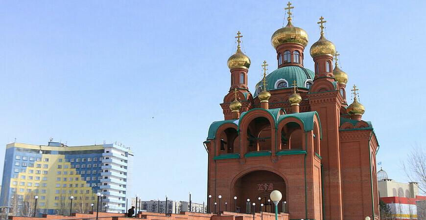 Благовещенский кафедральный собор Павлодара