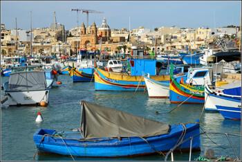 Летом число рейсов из России на Мальту увеличится