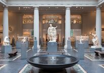 Зал секции «Искусство древнего Рима»