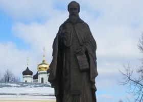 Иосифо-Волоцкий монастырь и Волоколамск