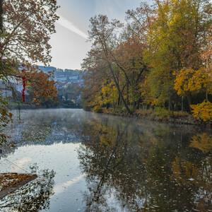 Осенний марафон по западной Европе. Крумлов 2