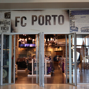 Стадион и музей ФК Порту