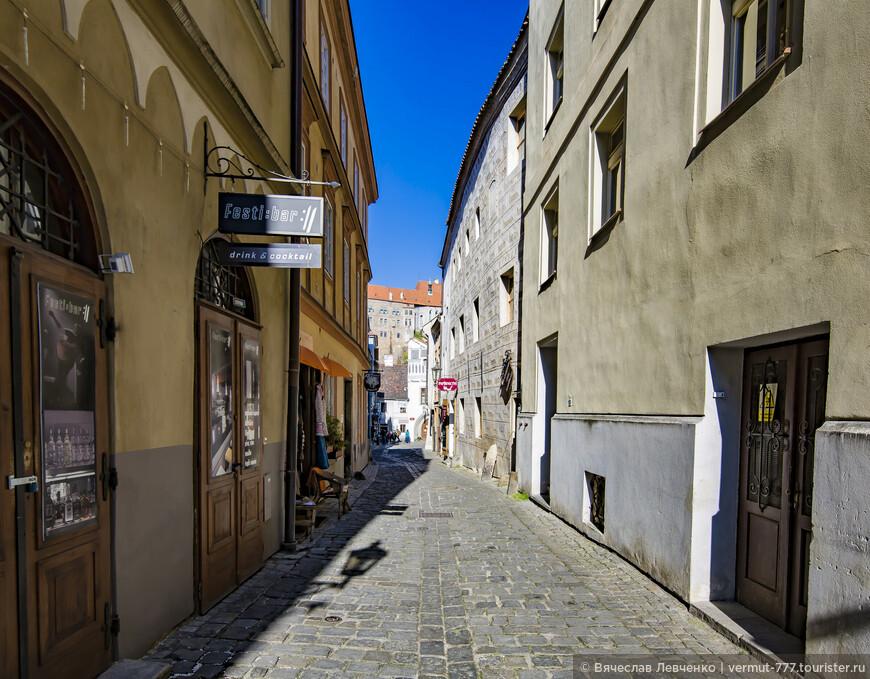 Прогулка по улице Soukenická.